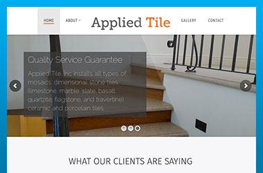 Applied Tile
