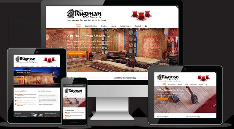 Santa Fe Web Design Company