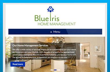 Blue Iris Home Management