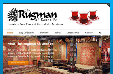 The Rugman of Santa Fe